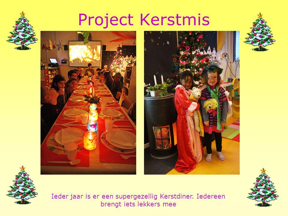 Werken met projecten Project verliefd 2014 Project groenten en fruit 2014