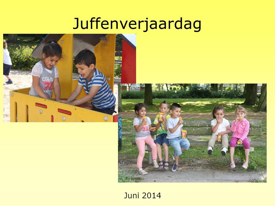 Schoolreisje Juni 2014