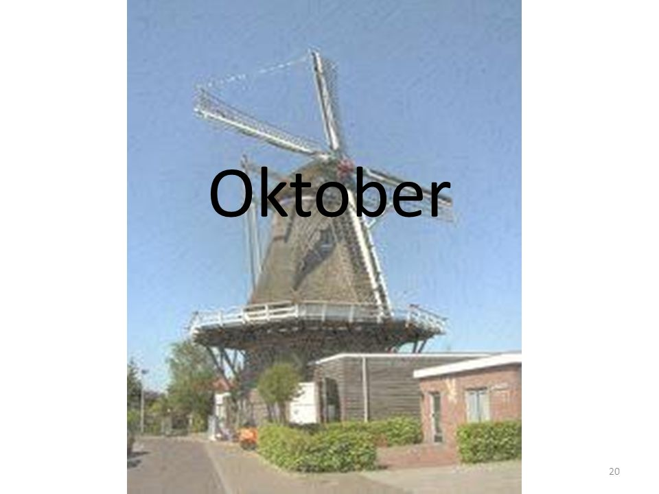 Oktober 20
