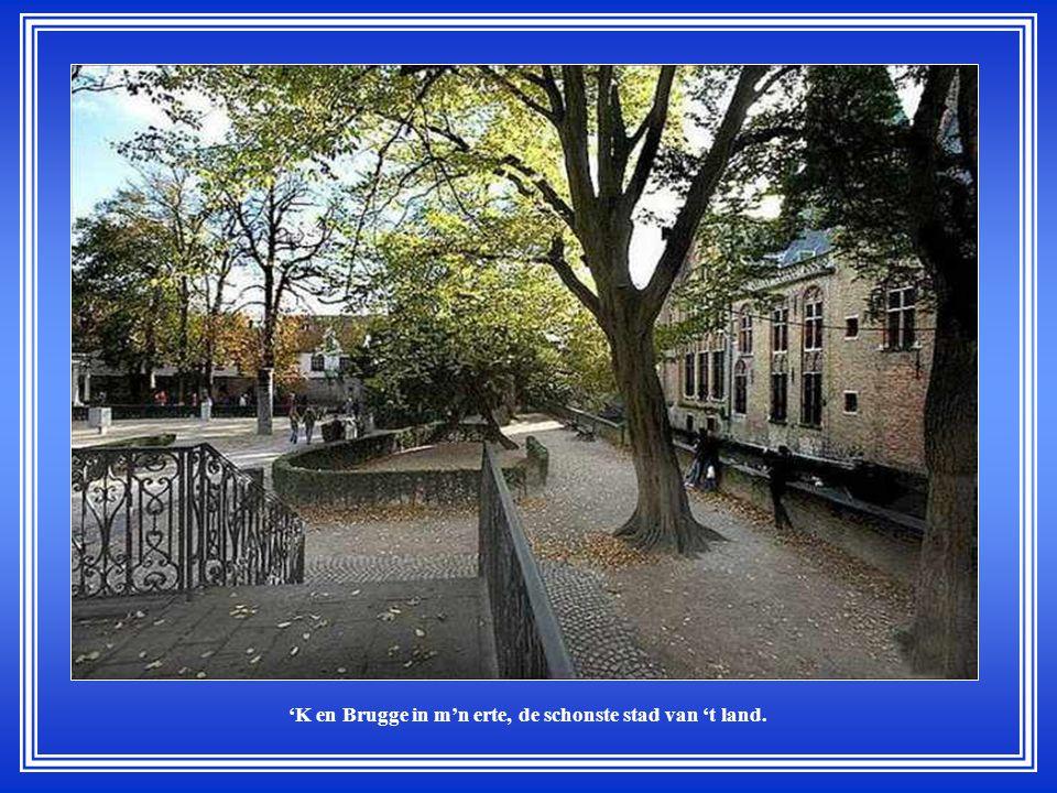 In Brugge verder leven, dat is m'n grotste wens.