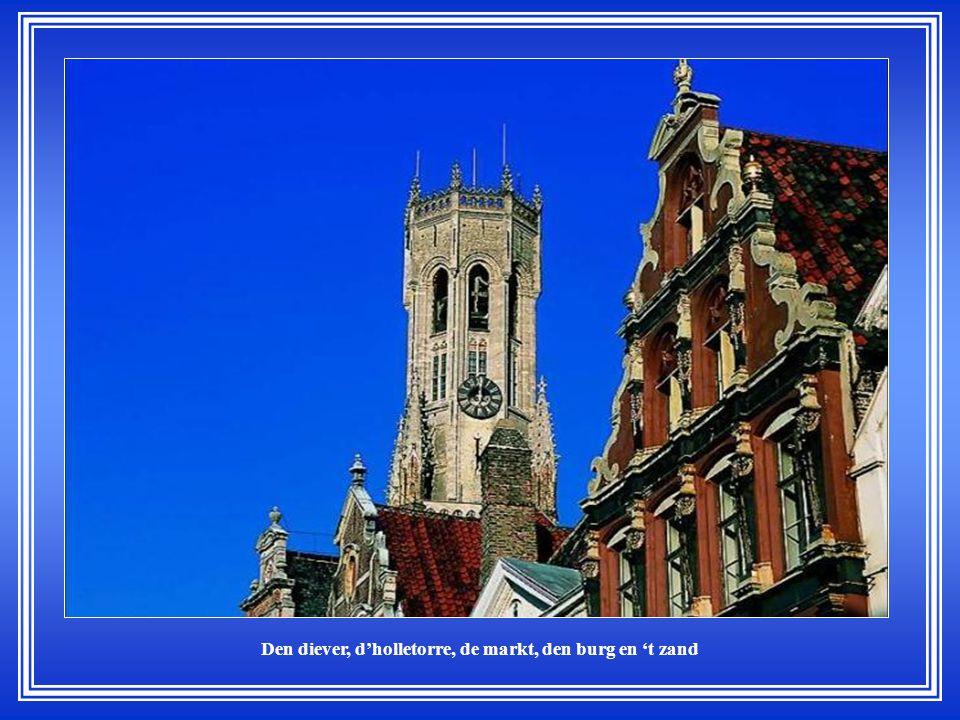M'n Brugge is 'n droombild uut duizend en één nacht.