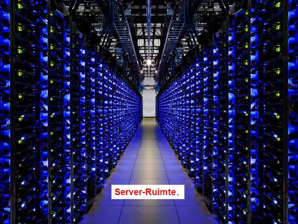 De Computers worden heet.