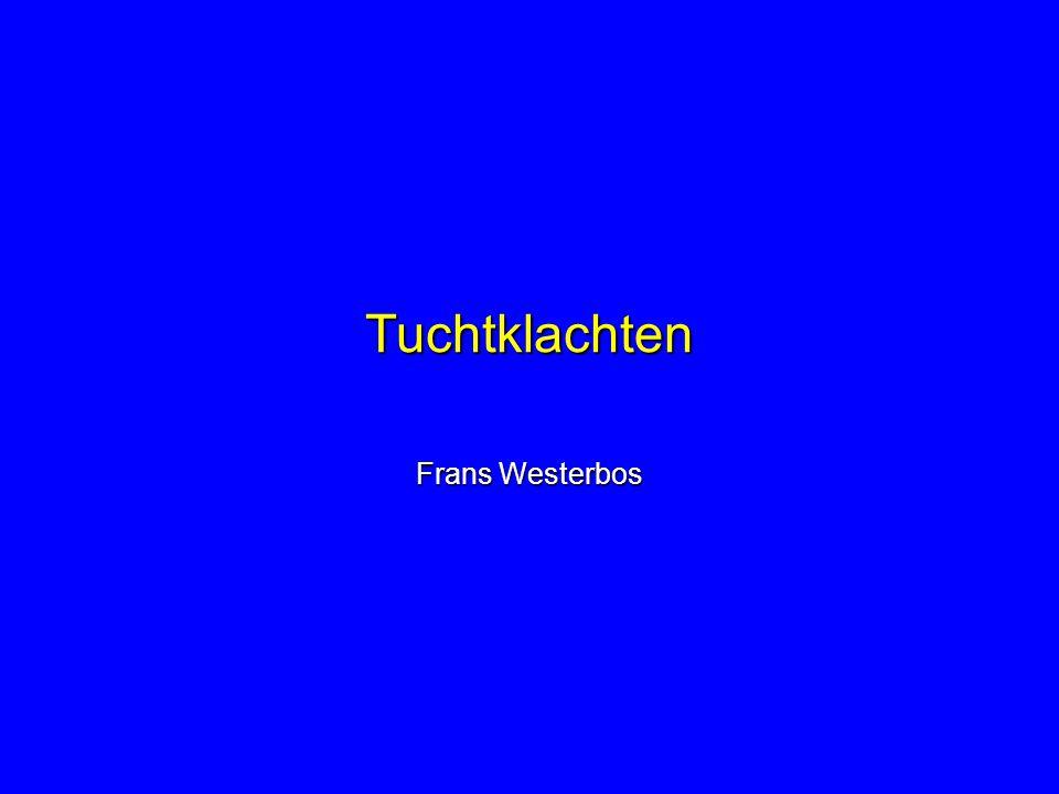 Tuchtklachten Frans Westerbos