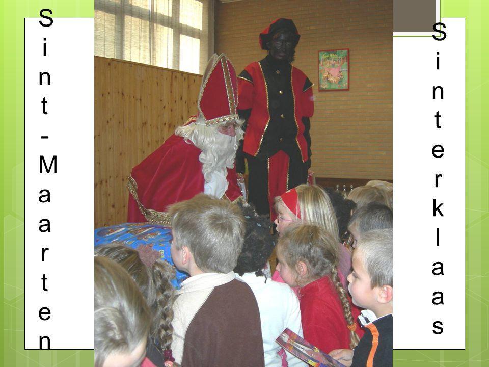 SinterklaasSinterklaas Sint-MaartenSint-Maarten