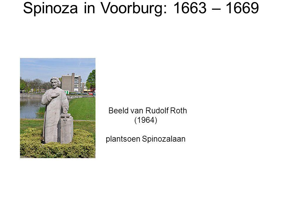 Was Spinoza in 1672 woedend.