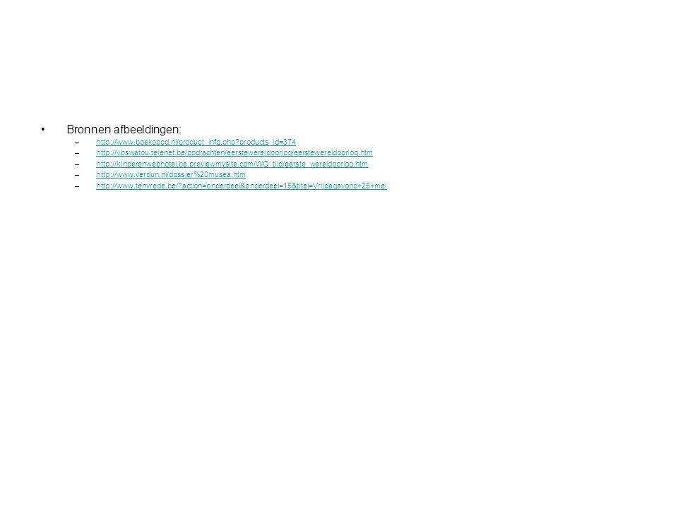 Bronnen afbeeldingen: –http://www.boekopcd.nl/product_info.php?products_id=374http://www.boekopcd.nl/product_info.php?products_id=374 –http://vbswatou