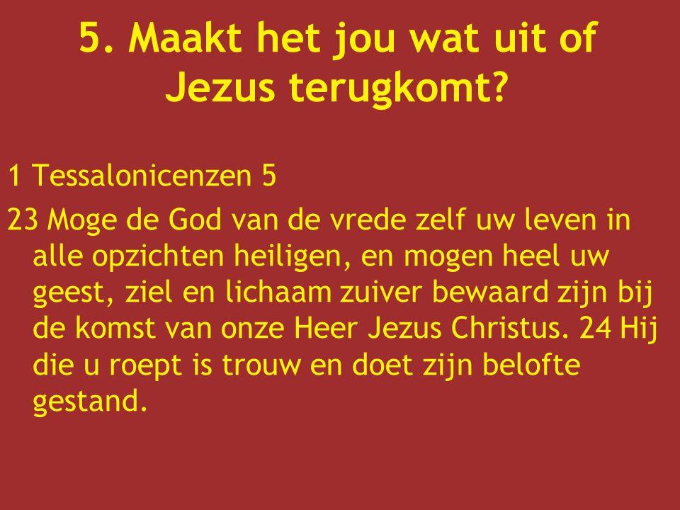 1 Tessalonicenzen 5 23 Moge de God van de vrede zelf uw leven in alle opzichten heiligen, en mogen heel uw geest, ziel en lichaam zuiver bewaard zijn