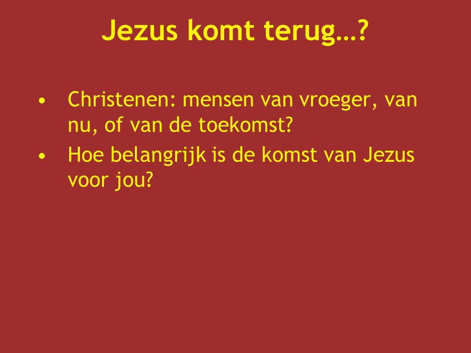 Nee: Al Gods vijanden zullen door Jezus onderworpen worden aan God als hoogste koning.