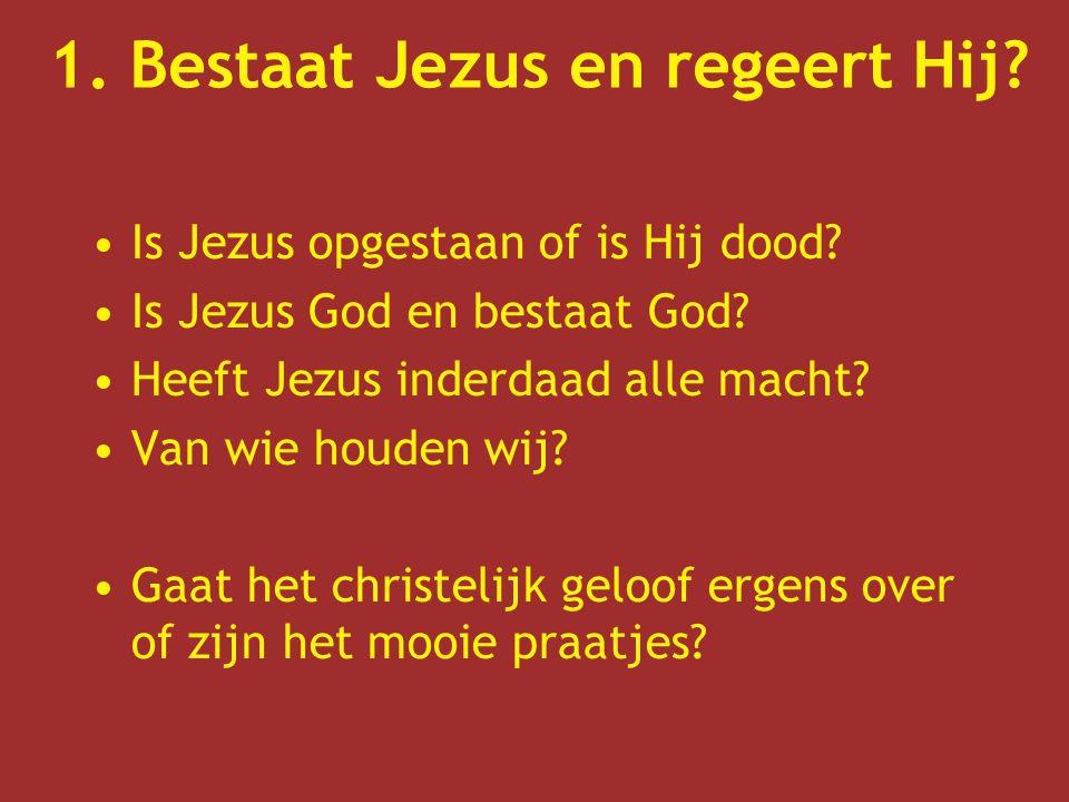 Uitzien naar Jezus' openbaring / verschijning / komst 2 Tessalonicenzen 1: …wanneer Jezus, de Heer, vanuit de hemel verschijnt.