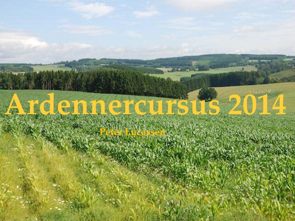 Ardennercursus 2014 Peter Lucassen