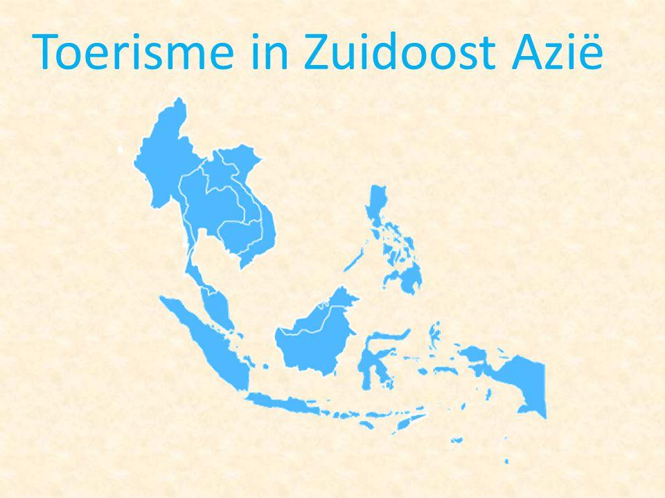 Toerisme in Zuidoost Azië