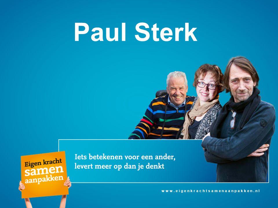 www.eigenkrachtsamenaanpakken.nl Dank u voor uw aandacht