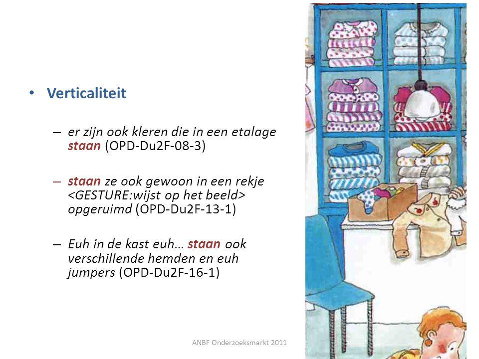 Verticaliteit – er zijn ook kleren die in een etalage staan (OPD-Du2F-08-3) – staan ze ook gewoon in een rekje opgeruimd (OPD-Du2F-13-1) – Euh in de k