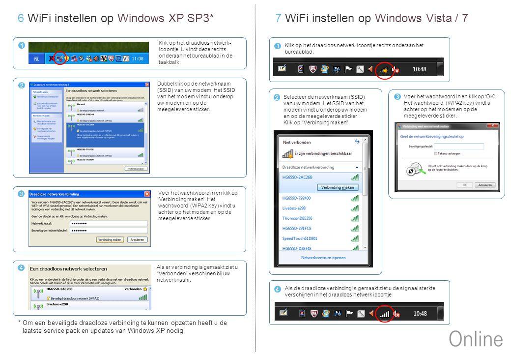 8 WiFi instellen op Windows 8 4 Voer hier de beveiligingssleutel in.