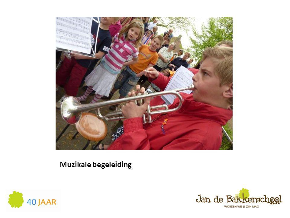Muzikale begeleiding