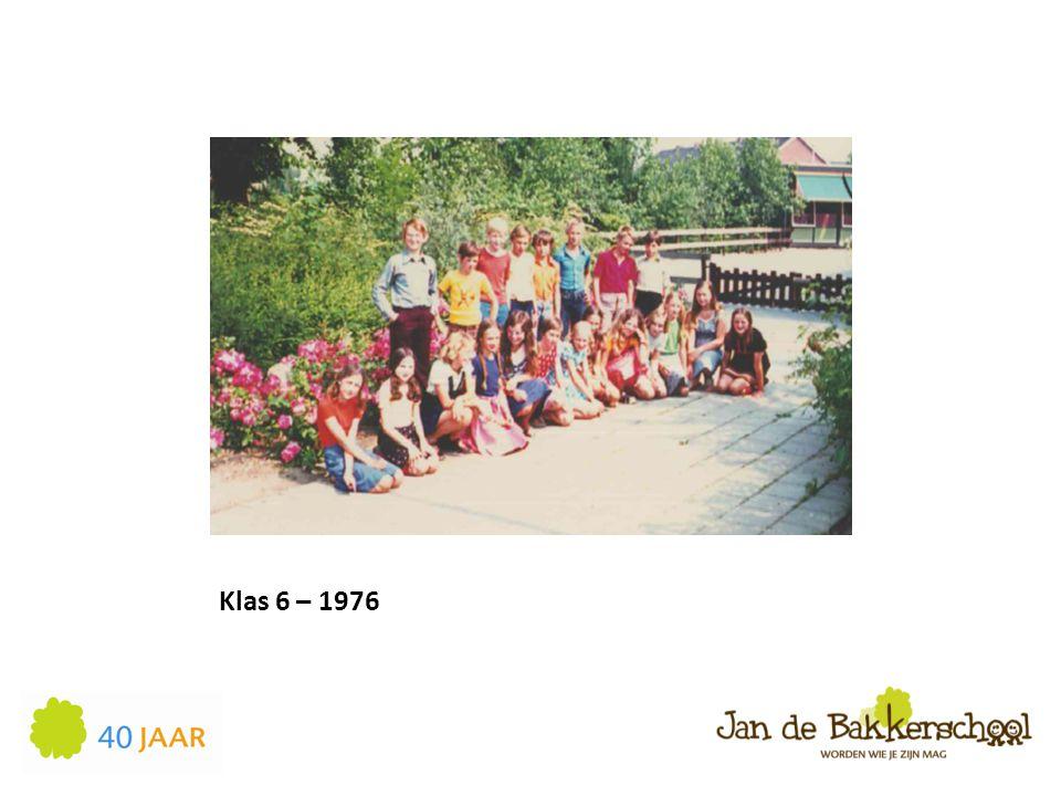 Groep 8 - 1987