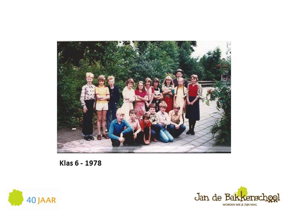 Klas 6 - 1979