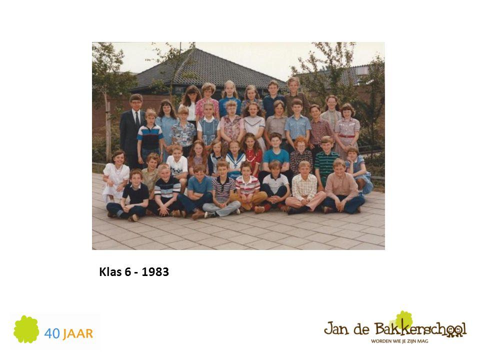 Groep 8 -2003