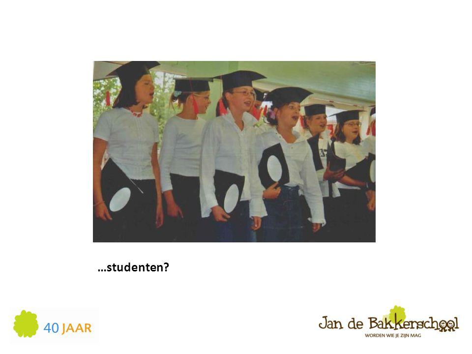 …studenten?
