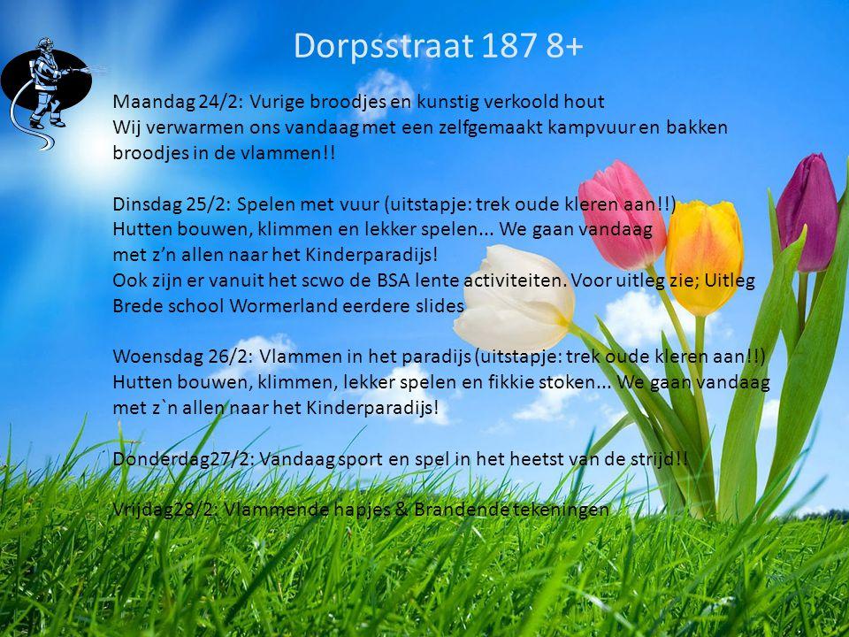 Dorpsstraat 11/13 4 & 6+ Maandag 24/2: Theatertour du Baloe; Met elkaar naar het Zaantheater.