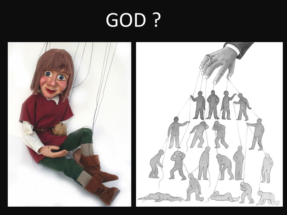 GOD ?