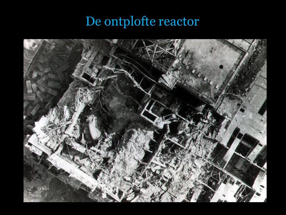 Daarbij kwam een radioactieve rookwolk in de atmosfeer terecht. De reactor ontplofte midden in de nacht, terwijl de meeste inwoners sliepen.