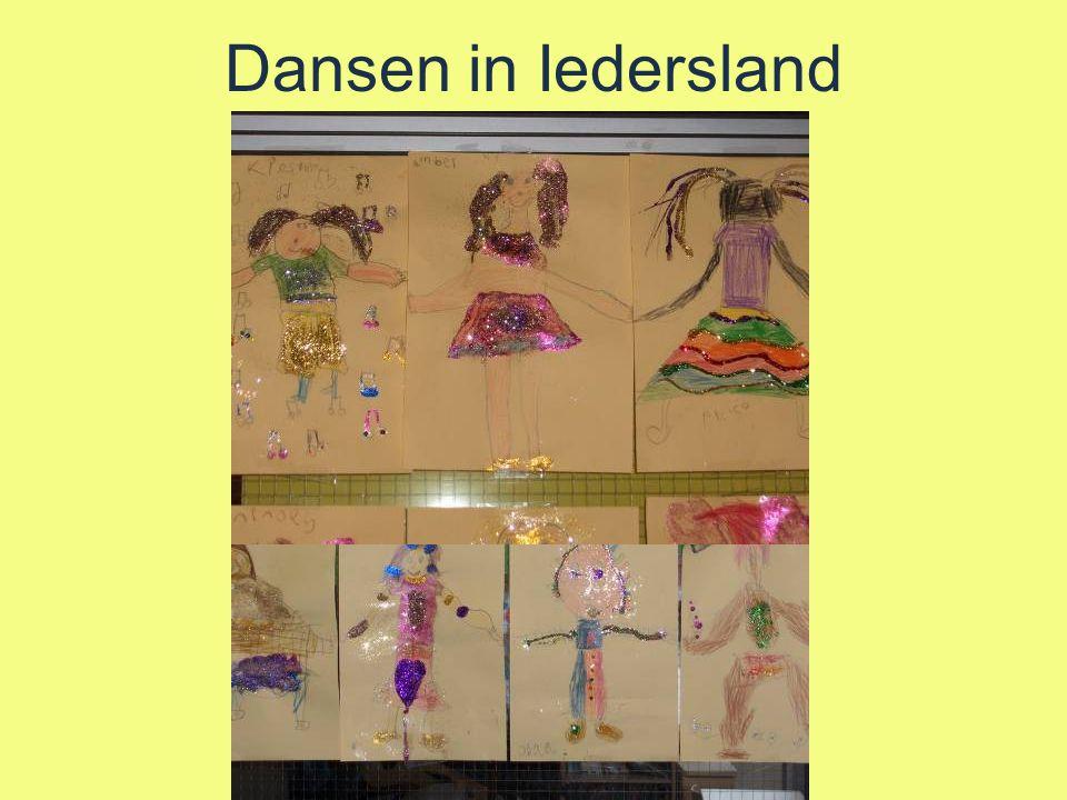Dansen in Iedersland