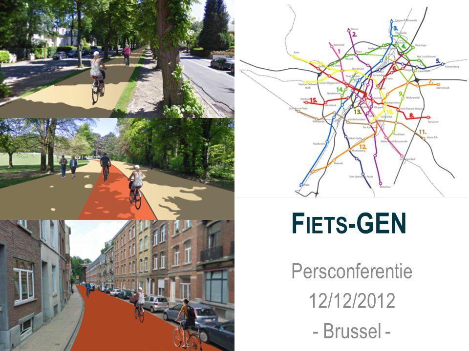 F IETS -GEN Persconferentie 12/12/2012 - Brussel -