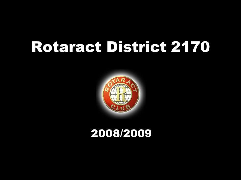 Rotaract District 2170 2008/2009