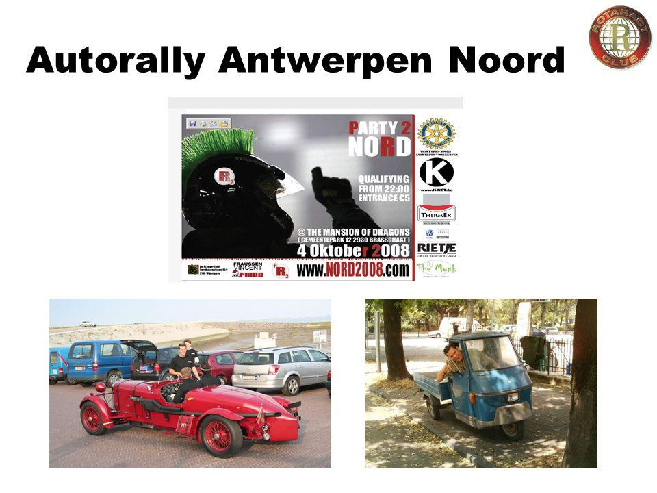 Autorally Antwerpen Noord