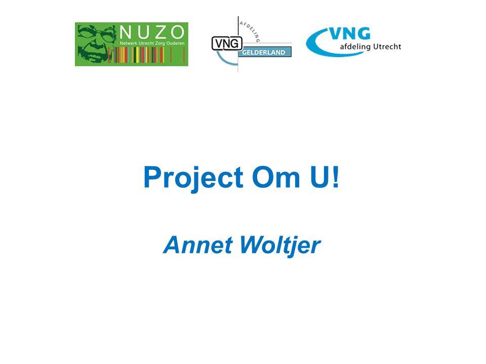 Project Om U! Annet Woltjer