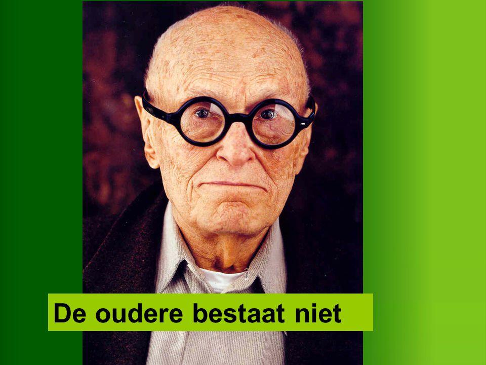 In Nederland: Merendeel van de ouderen voelt zich gezond (SCP, 2006) Ouderen zijn gemiddeld genomen gelukkiger dan mensen van rond de vijftig (Veenhoven, 2006)