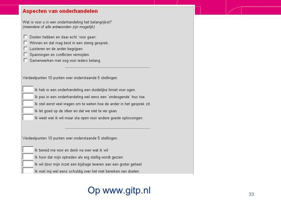 33 Op www.gitp.nl