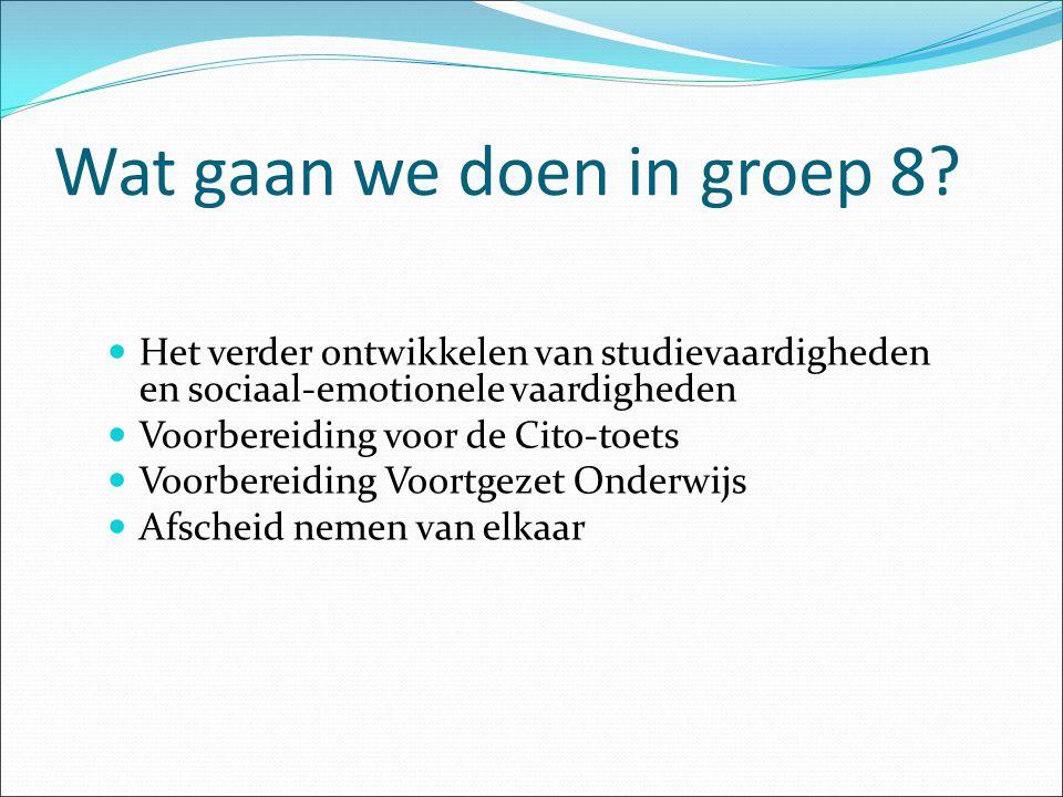 Topkind, voor de groepen 2 t/m 8 Waarom aandacht voor sociaal-emotioneel leren.