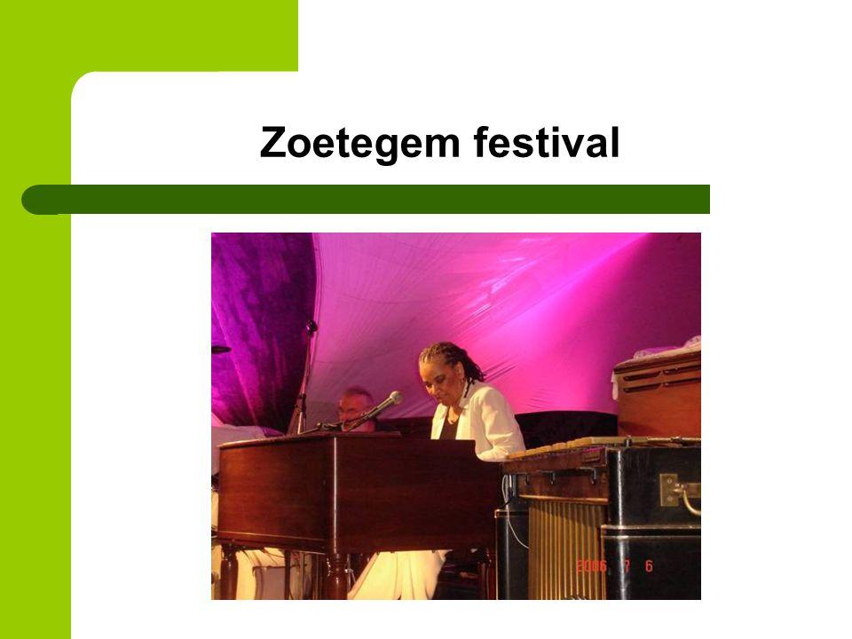 Zoetegem festival