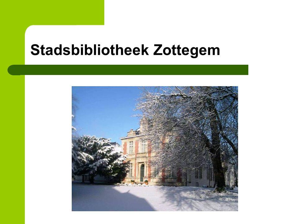 Stadsbibliotheek Zottegem