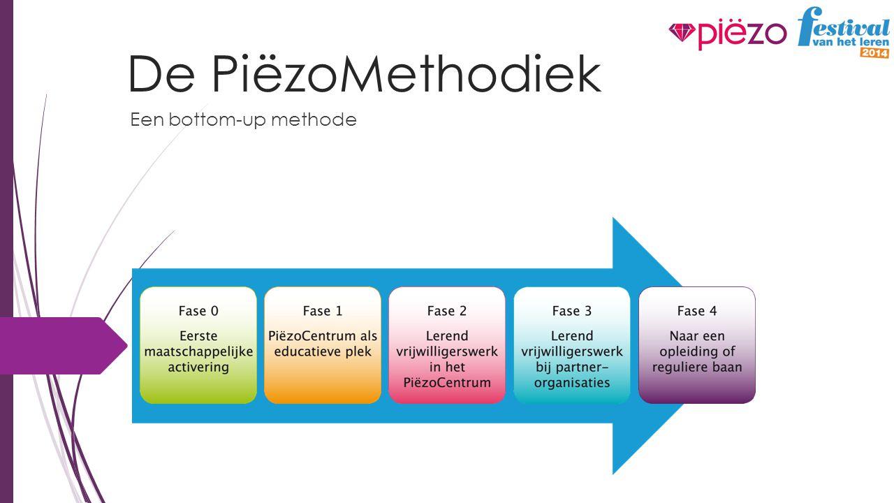 De PiëzoMethodiek Een bottom-up methode