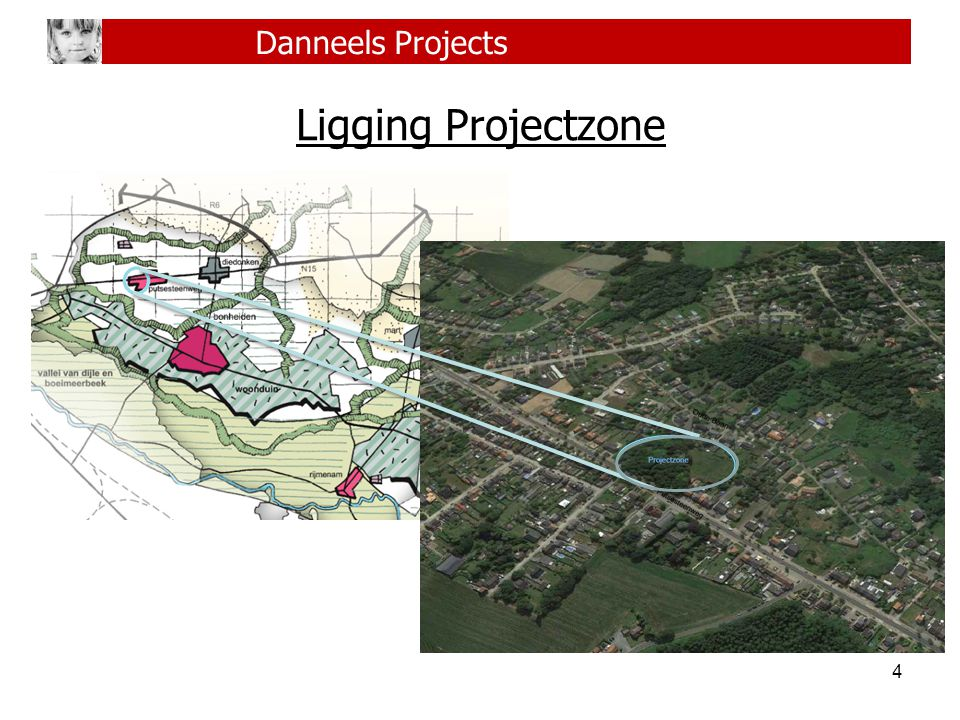 4 Ligging Projectzone