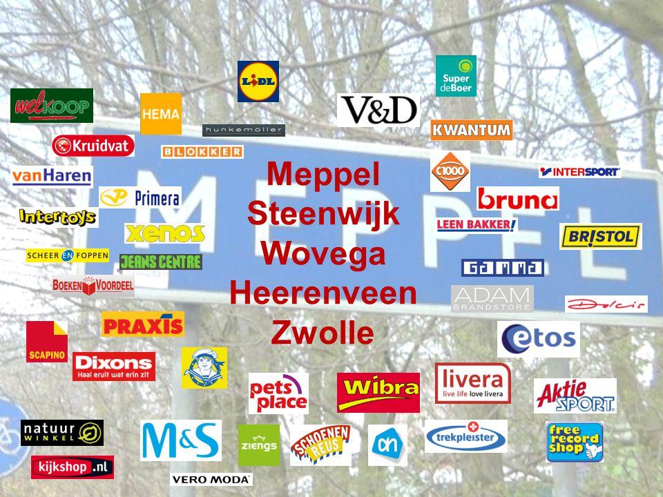 Allerlei winkels in Meppel Meppel Steenwijk Wovega Heerenveen Zwolle