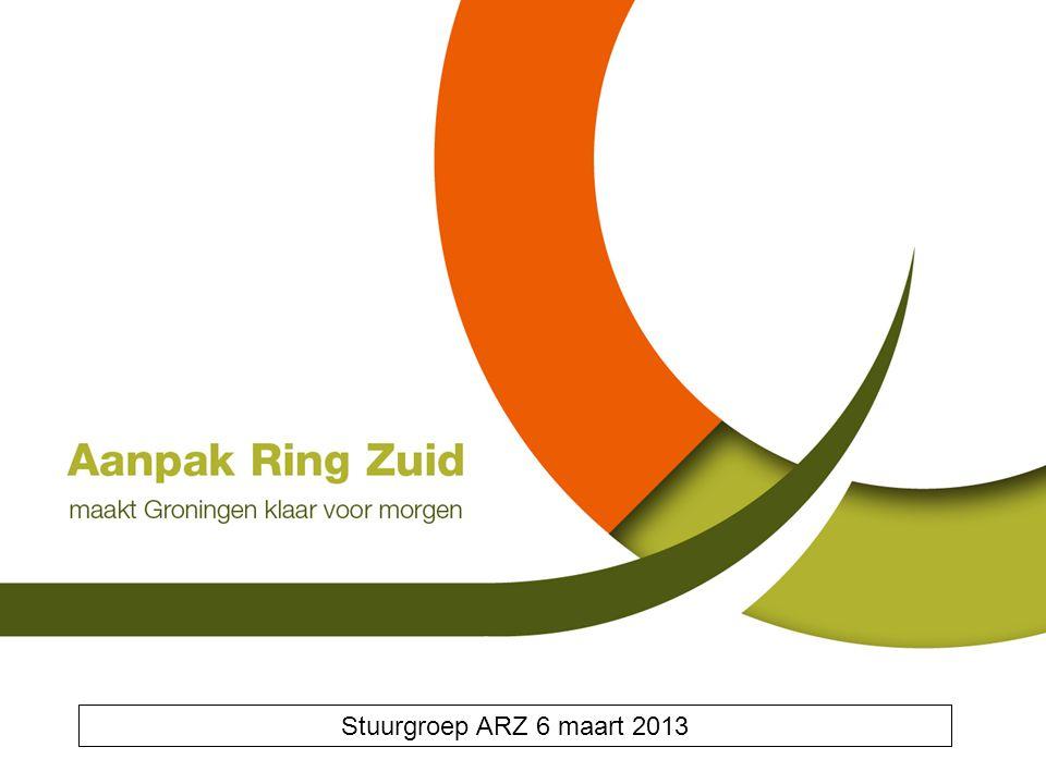 Stuurgroep ARZ 6 maart 2013