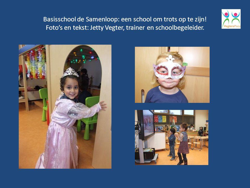 Basisschool de Samenloop: een school om trots op te zijn.