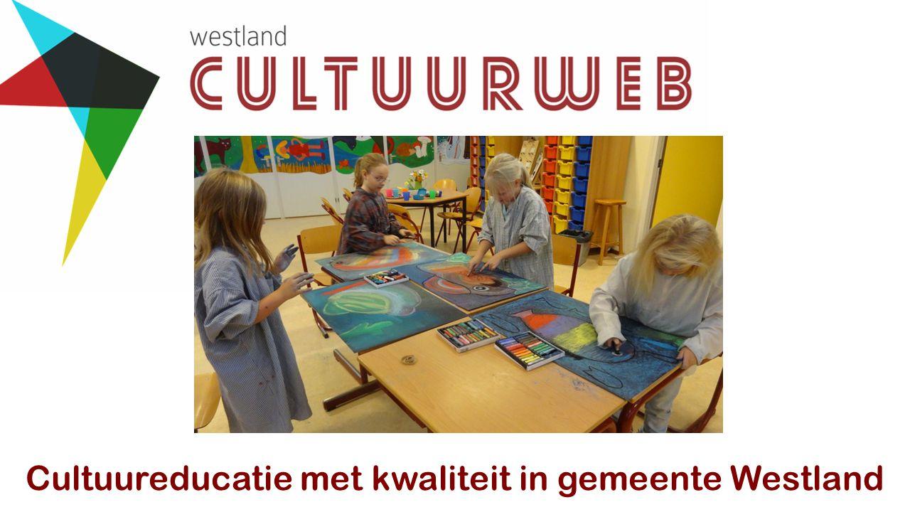 Cultuureducatie met kwaliteit Wat is het.
