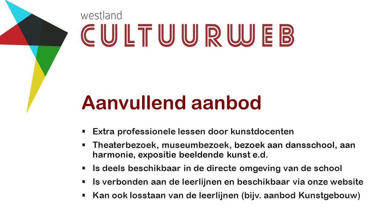 Scholingsmogelijkheden theater en dans  Westland Cultuurweb biedt aan de theater- en danssector de mogelijkheid van (bij)scholing.