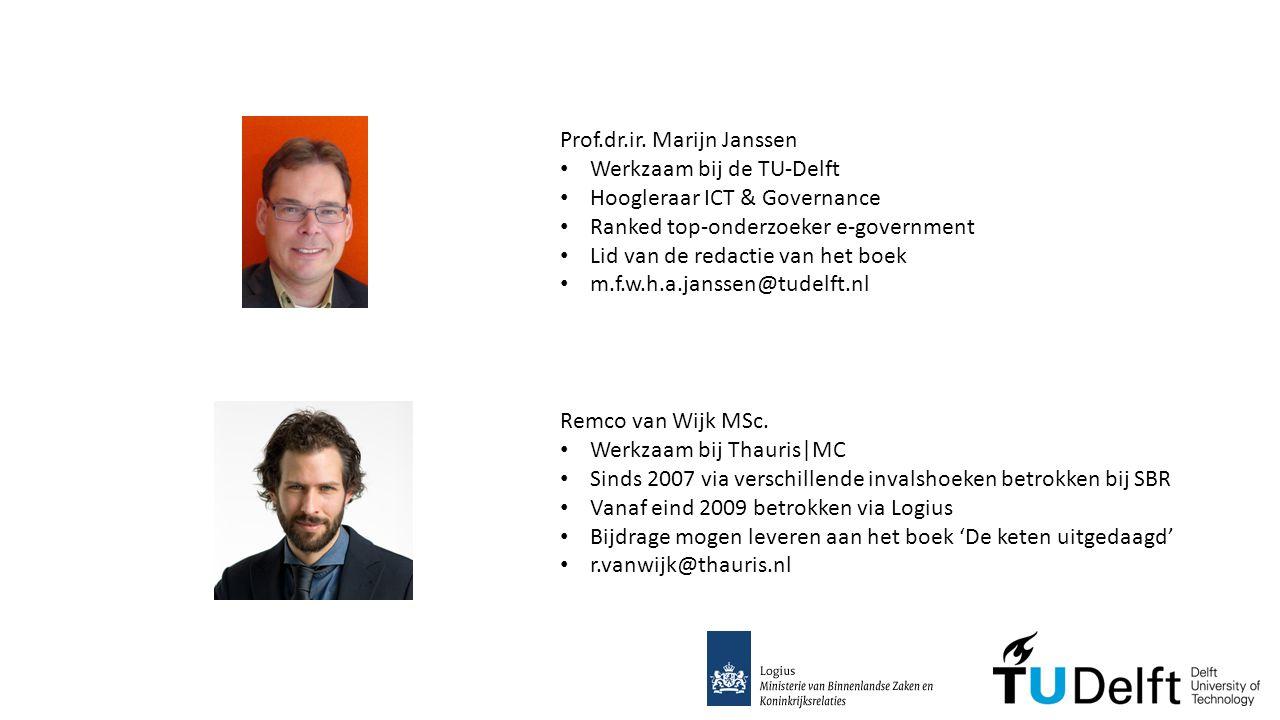 Remco van Wijk MSc.