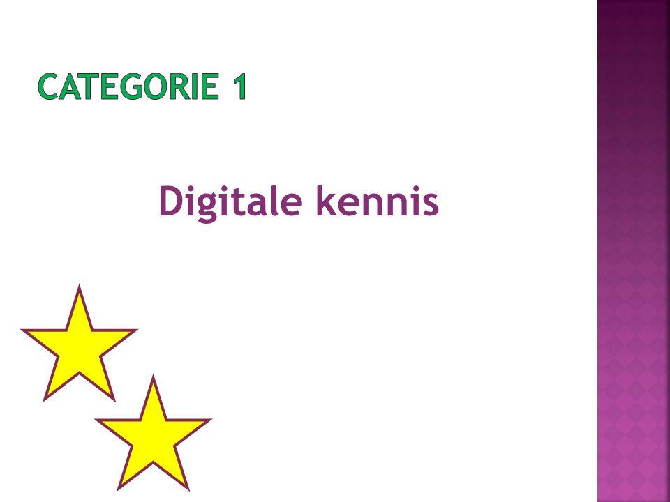 Digitale kennis