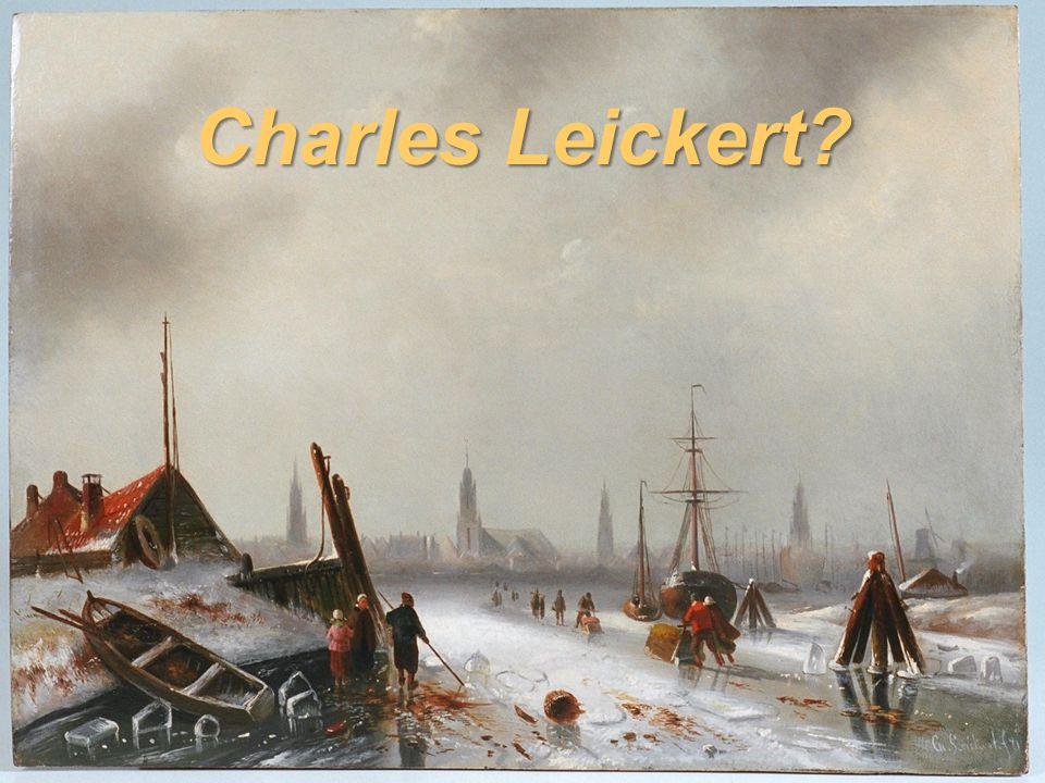 Charles Leickert?