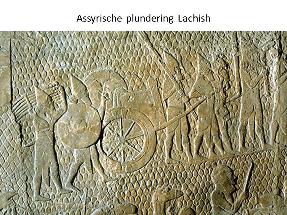 Assyrische plundering Lachish