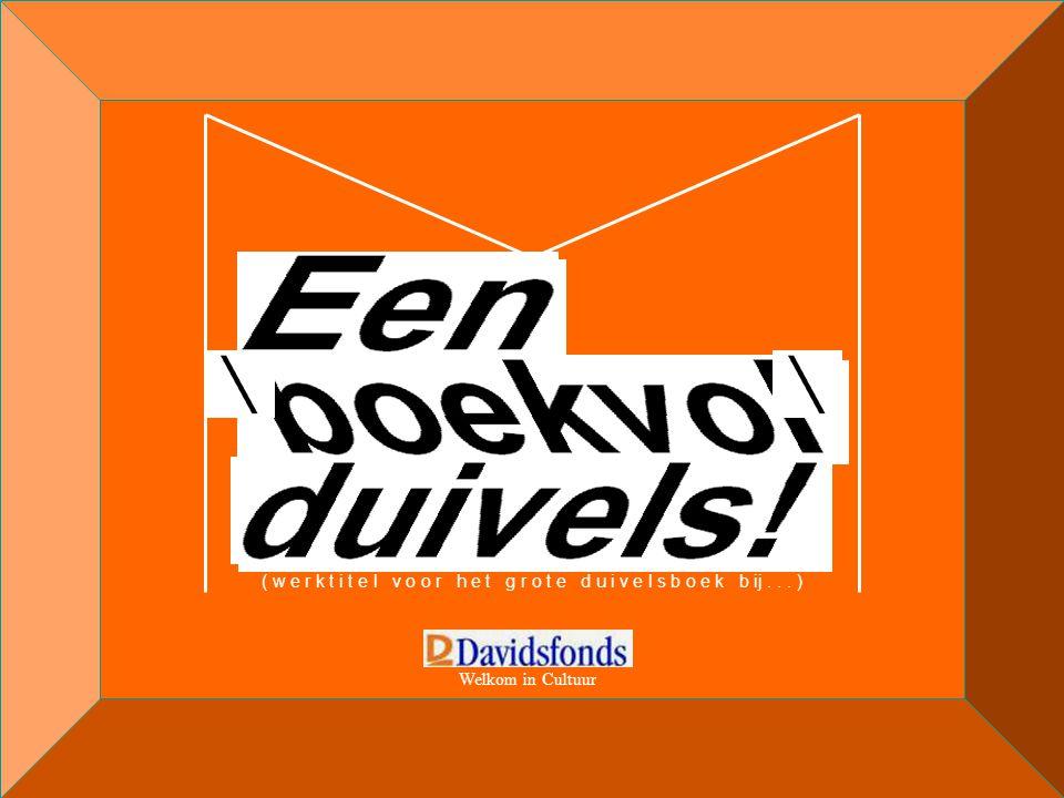 aangebracht door Henk Terryn van het kabinet Daniël Termont ( w e r k t i t e l v o o r h e t g r o t e d u i v e l s b o e k b ij...