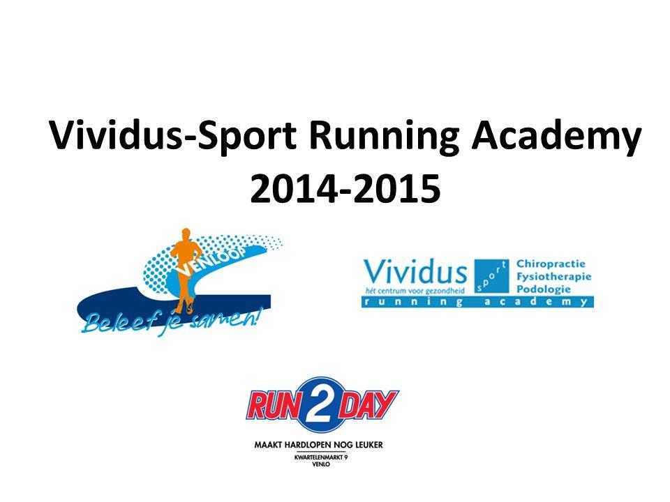 Programma Korte introductie Weir Minerals Venloop Presentatie coördinator RA Presentatie Vividus-Sport Presentatie Run2Day De RA in het kort Rondvraag Einde