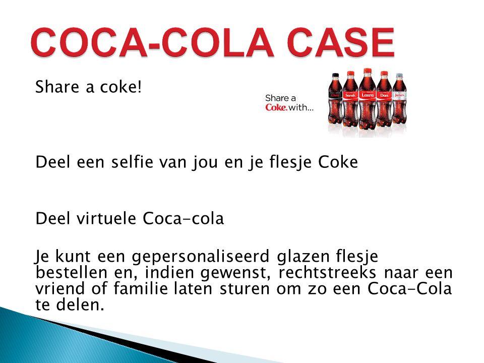 Share a coke.